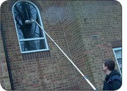Long Reach Window Cleaning